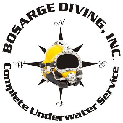 Bosarge Diving Logo