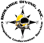 Bosarge Diving Mobile Retina Logo