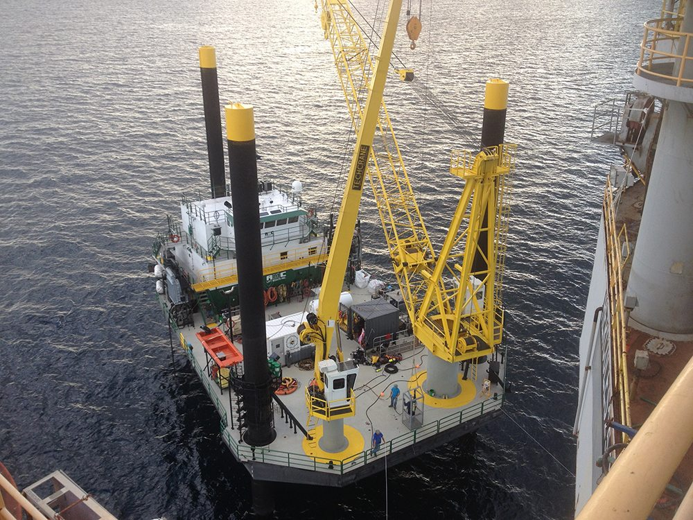 Offshore Energy Support1 - Bosarge Diving