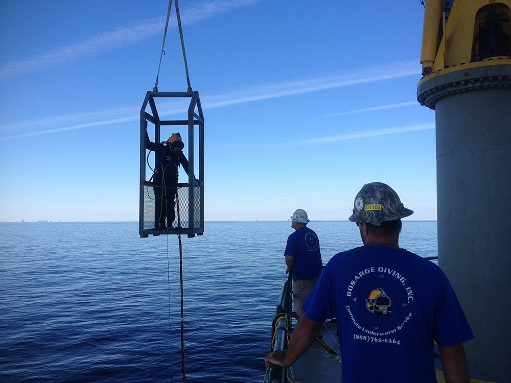 Offshore Energy Support2 - Bosarge Diving